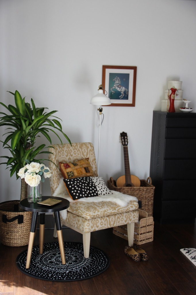 Bedroom makeover - criandoando