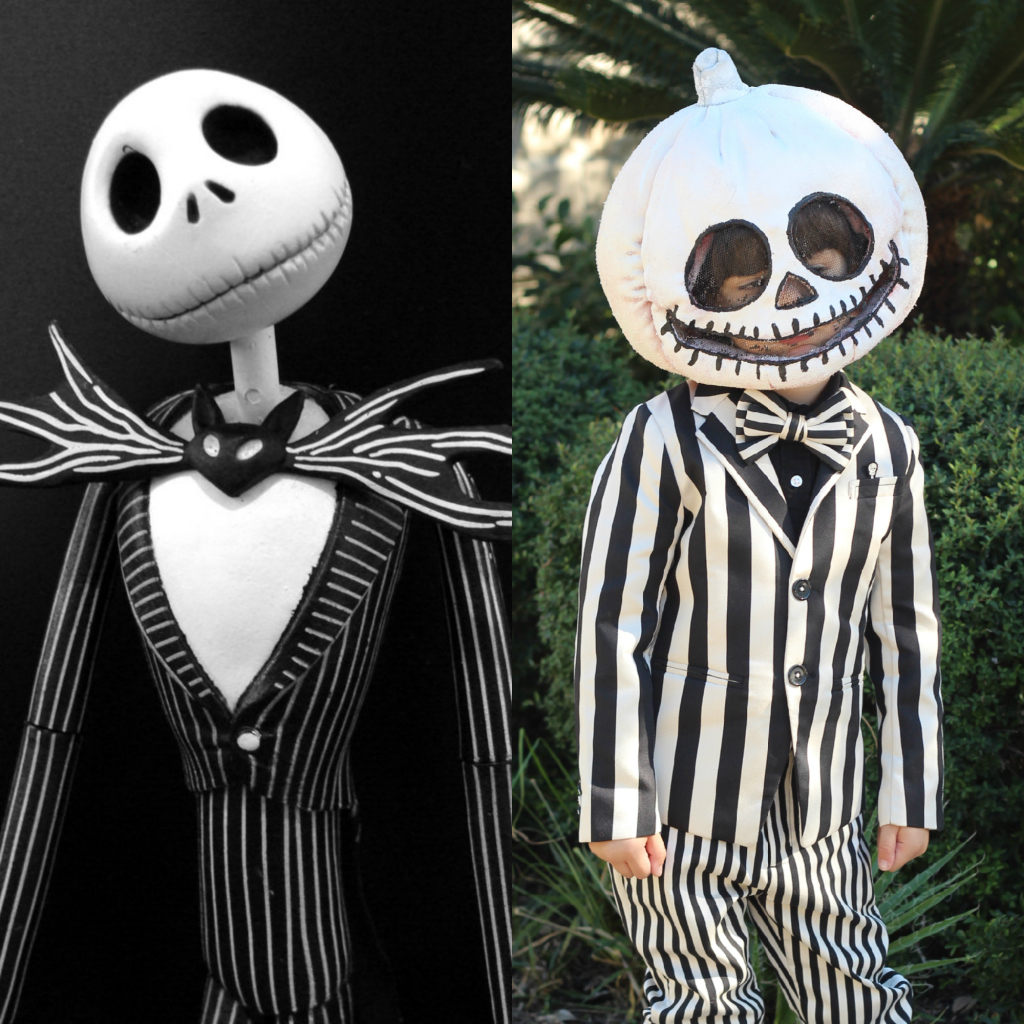 Disfraz Jack the nightmare before christmas