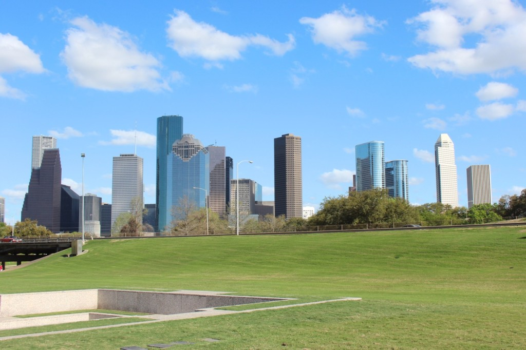 Houston y su parques | criandoando.com