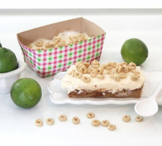 Pie de Limon con Cheerios