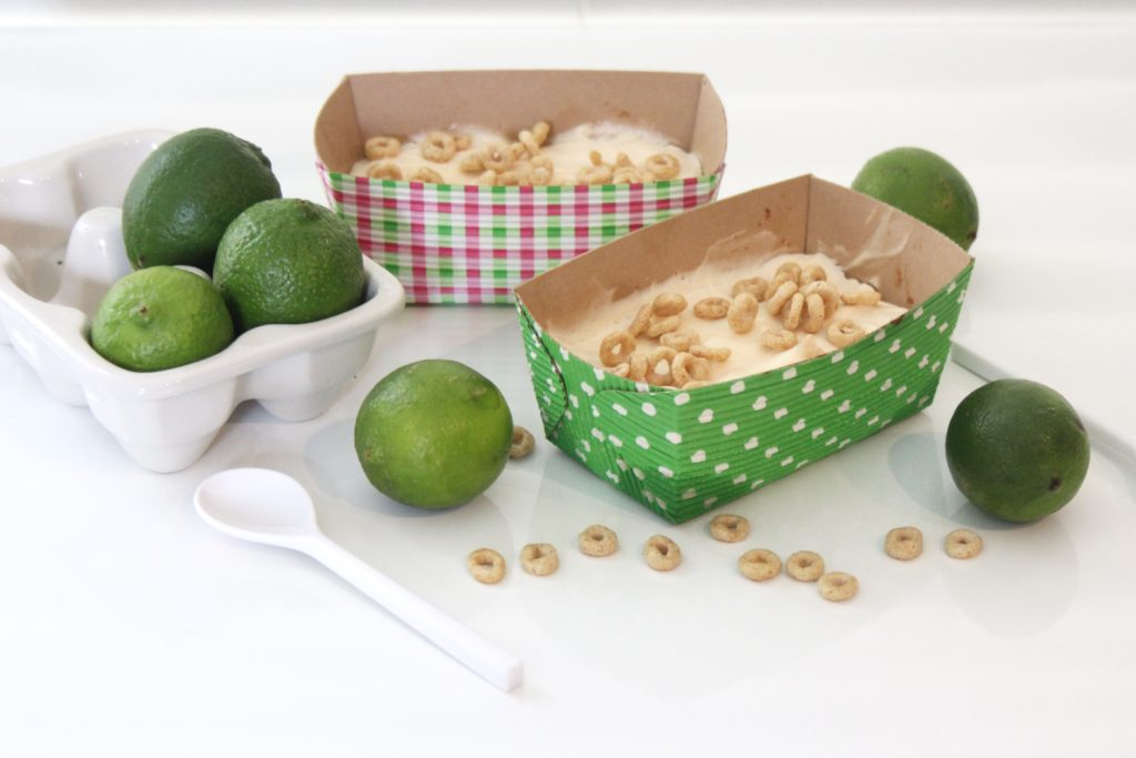 pie de limon con cheerios - 6