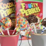 Pebbles Marshmallow Pops