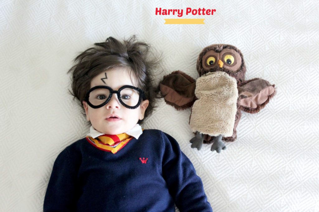 Harry Potter DIY Costume | criandoando.com