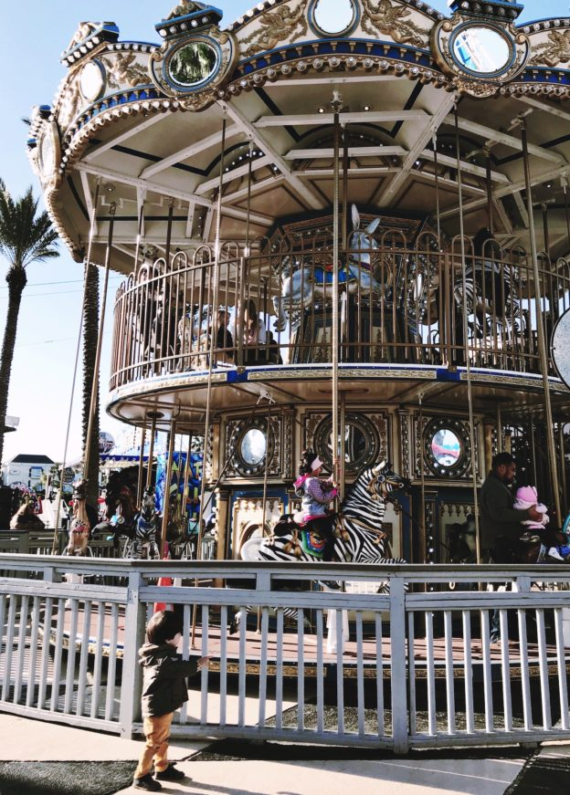 Houston Daytrip al Kemah Boardwalk