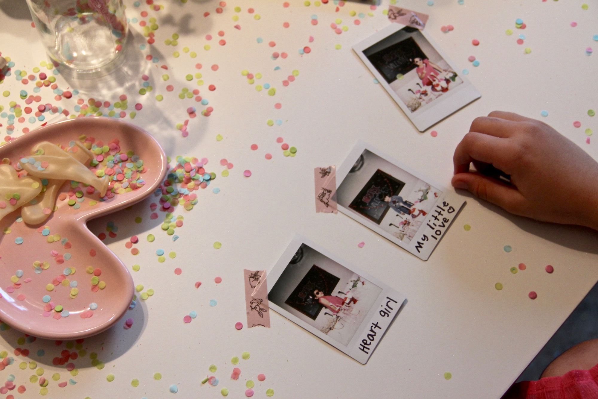 Instax Valentines day party