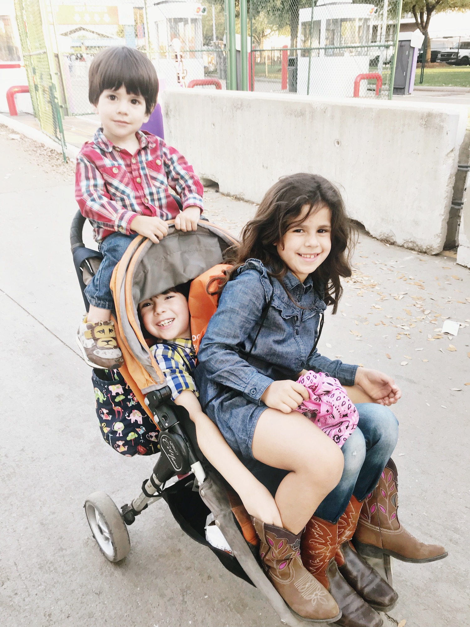 Houston Rodeo with kids | criandoando
