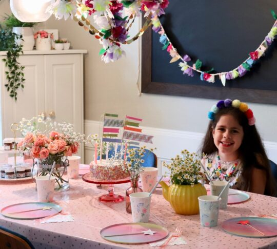 Tea Party | Eugenia cumple 8